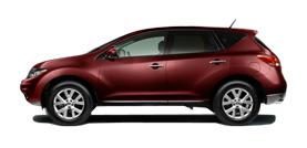 used 2012 Nissan Murano SL