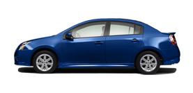 used 2012 Nissan Sentra 2.0 SR