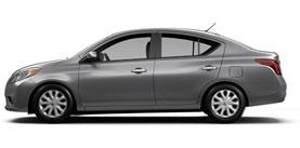 Used 2012 Nissan Versa 1.6 Automatic 1.6 SV