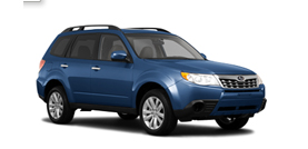Used 2012 Subaru Forester 2.5X Premium