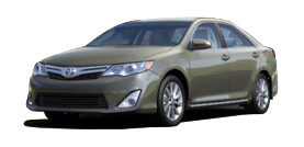 Used 2012 Toyota Camry XLE