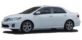 used 2012 Toyota Corolla LE