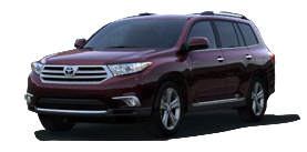 2012 Toyota Highlander Limited 4D Sport Utility