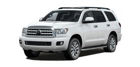 used 2012 Toyota Sequoia Platinum