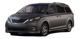 used 2012 Toyota Sienna LE