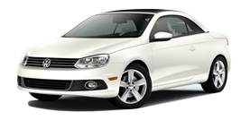Used 2012 Volkswagen Eos Lux