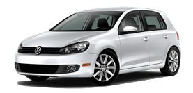 2012 Volkswagen Golf image