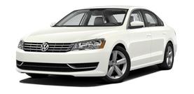 Used 2012 Volkswagen Passat SE w/Sunroof & Nav PZEV