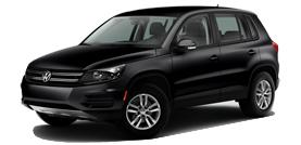 Used 2012 Volkswagen Tiguan S