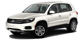 2012 Volkswagen Tiguan 2WD 4dr Auto