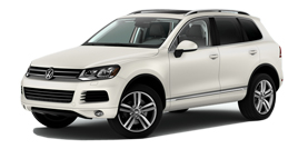 used 2012 Volkswagen Touareg Exec