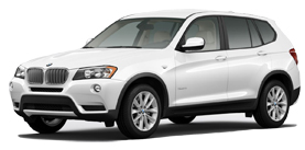 used 2013 BMW X3 xDrive28i