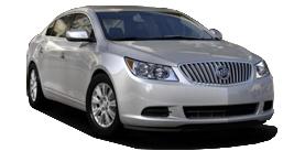 2013 Buick LaCrosse 4D Sedan