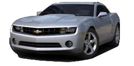 2013 Chevrolet Camaro 2dr Cpe LT w/2LT