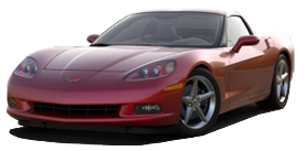 2013 Chevrolet Corvette 2D Coupe