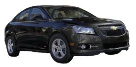 Used 2013 Chevrolet Cruze 1LT