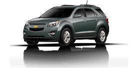 2013 Chevrolet Equinox FWD 4dr LT w/2LT