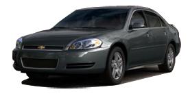 2013 Chevrolet Impala image