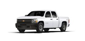 2013 Chevrolet Silverado 1500 LT 4D Crew Cab