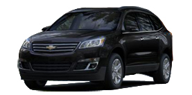 used 2013 Chevrolet Traverse LT