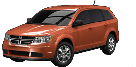 2013 Dodge Journey FWD 4dr