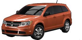2013 Dodge Journey FWD 4dr