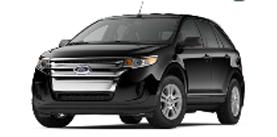 2013 Ford Edge SE 4D Sport Utility
