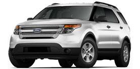 2013 Ford Explorer image