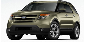 2013 Ford Explorer image