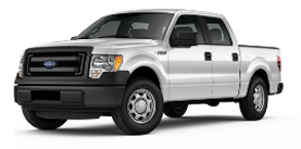 2013 Ford F-150 2WD SuperCrew