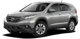 used 2013 Honda CR-V EX AWD
