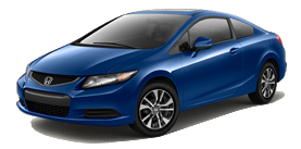 used 2013 Honda Civic Cpe EX