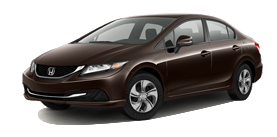 used 2013 Honda Civic Sdn LX