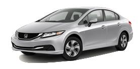 Used 2013 Honda Civic Sedan Automatic LX