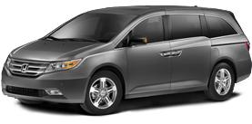 Used 2013 Honda Odyssey Touring