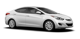 2013 Hyundai Elantra 4dr Sdn (Alabama Plant)