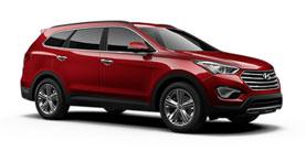 used 2013 Hyundai Santa Fe Limited