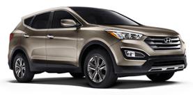 2013 Hyundai Santa Fe Sport 4D Sport Utility
