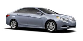 2013 Hyundai Sonata GLS 4D Sedan