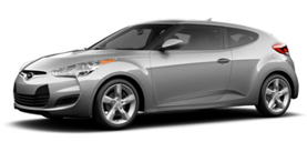 Used 2013 Hyundai Veloster w/Black Int