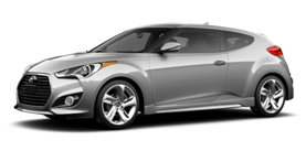 Used 2013 Hyundai Veloster Turbo w/Black Int