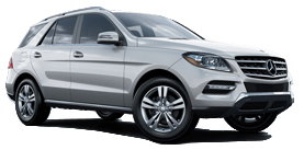 used 2013 Mercedes-Benz M-Class ML 350