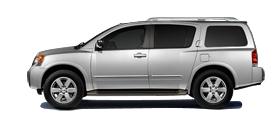 used 2013 Nissan Armada Platinum