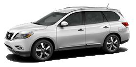2013 Nissan Pathfinder image