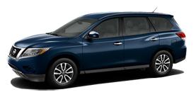 used 2013 Nissan Pathfinder S