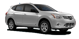 2013 Nissan Rogue FWD 4dr