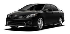 used 2013 Toyota Corolla S