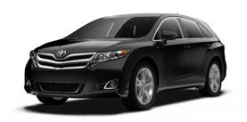 2013 Toyota Venza 4D Sport Utility