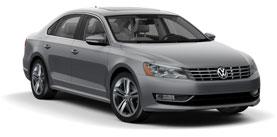 used 2013 Volkswagen Passat 2.0L SEL TDI Premium