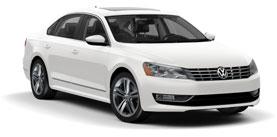 2013 Volkswagen Passat 4dr Sdn 2.0L DSG TDI SEL Premium